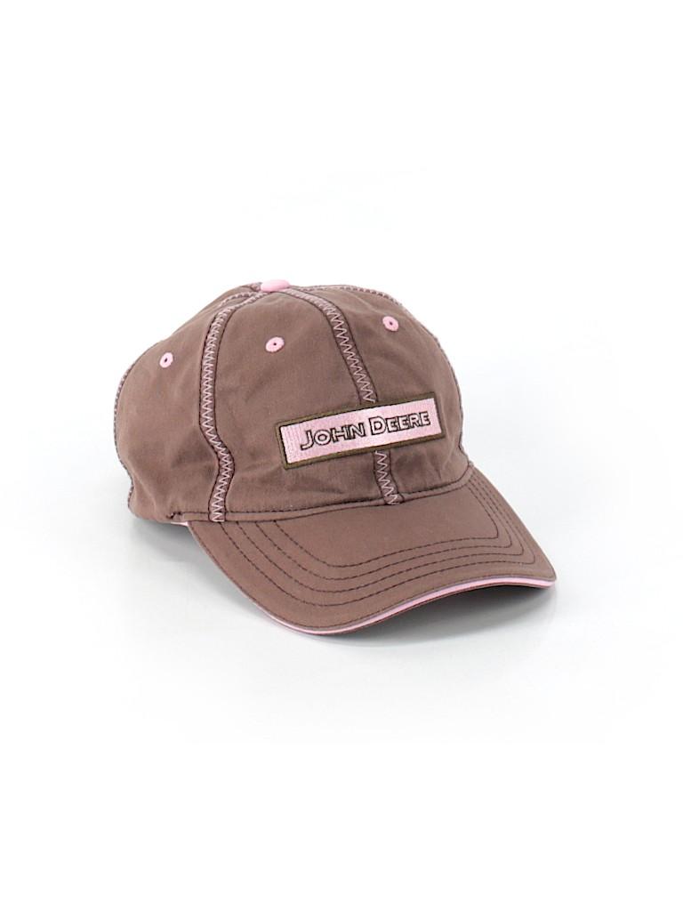 John Deere Graphic Brown Baseball Cap One Size - 88% off  738c5fb739d