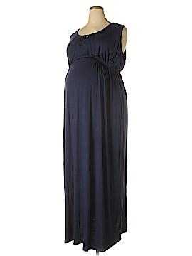 Three Seasons Maternity Casual Dress Size 3X (Maternity)