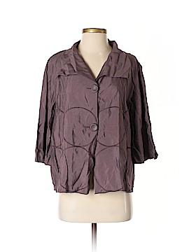 Silk Box Jacket Size S
