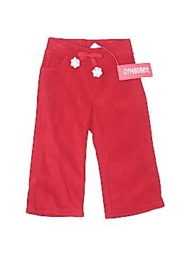 Gymboree Fleece Pants Size 12-18 mo