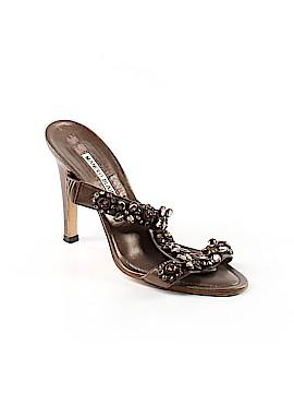 Manolo Blahnik Heels Size 36.5 (EU)