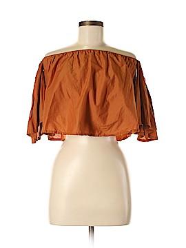 Unbranded Clothing 3/4 Sleeve Blouse Size M