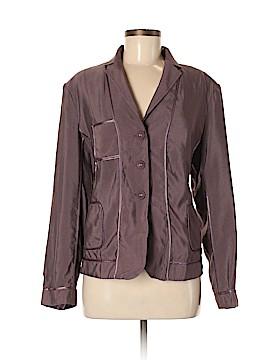 Silk Box Blazer Size 8