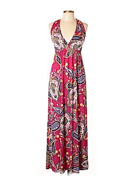 M U.S.A. Casual Dress Size L
