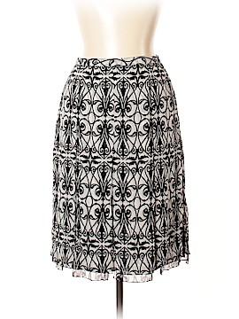 Talbots Silk Skirt Size 8 (Petite)