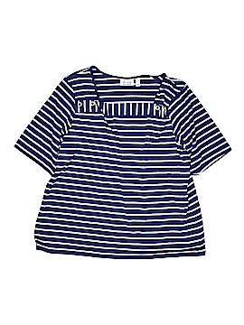 D&Co. 3/4 Sleeve T-Shirt Size XL