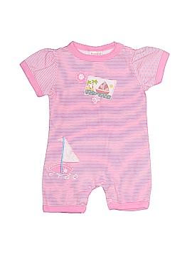 Snugabye Short Sleeve Outfit Size 3-6 mo