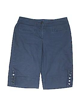 CAbi Dressy Shorts Size 8