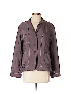 Silk Box Blazer Size 4
