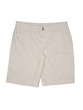 Dockers Khaki Shorts Size 18 (Plus)