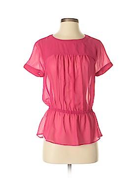 Gap Outlet Short Sleeve Blouse Size S