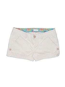 Maurices Khaki Shorts Size 3/4