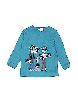 Little Marc Jacobs 3/4 Sleeve T-Shirt Size 2