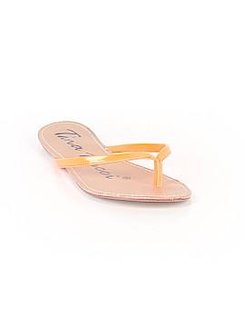 Tina Nucci Flip Flops Size 8