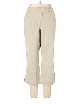 CALVIN KLEIN JEANS Khakis Size 14