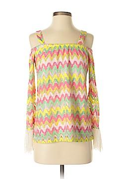 VAVA by Joy Han Long Sleeve Blouse Size XS