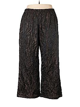 Silk Box Silk Pants Size 2X (Plus)
