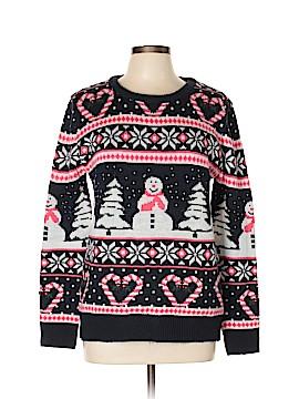Cotton Emporium Pullover Sweater Size L
