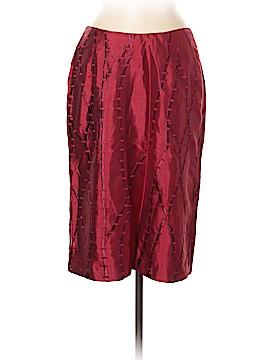Silk Box Silk Skirt Size 8