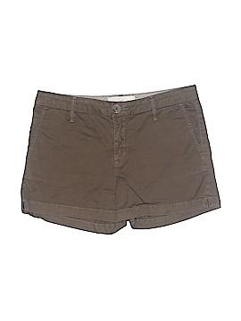 Joie Khaki Shorts 25 Waist