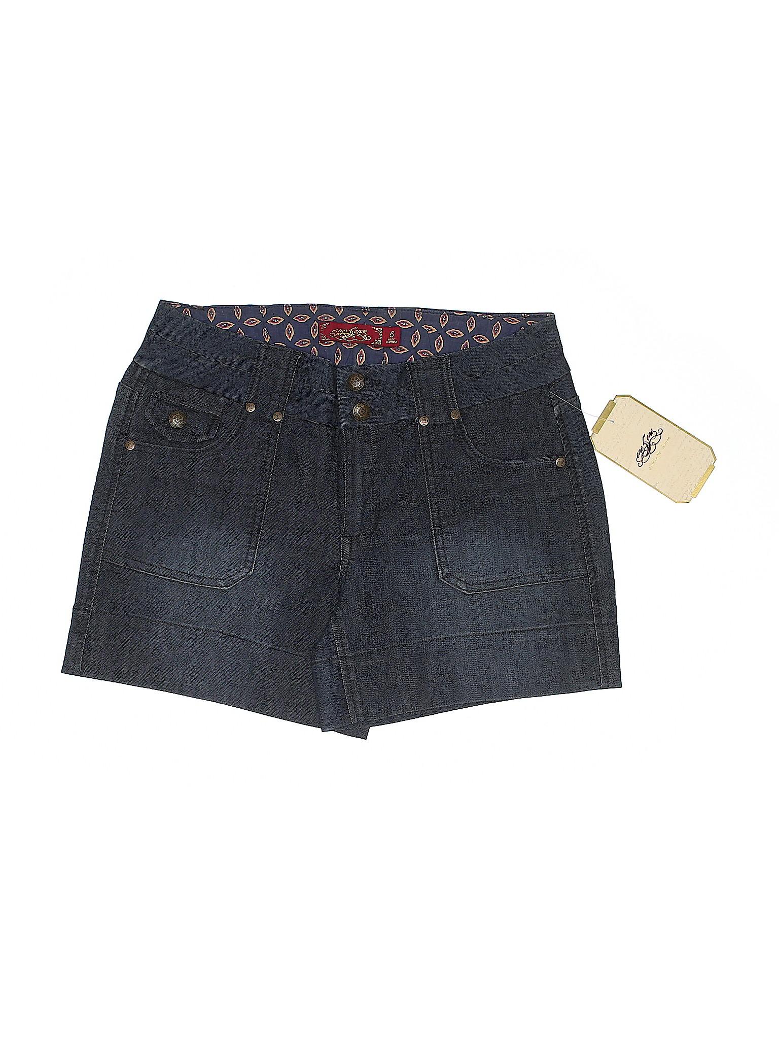 One One Denim Shorts Boutique 5 TwqOdYY