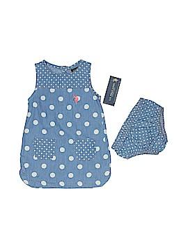 U.S. Polo Assn. Dress Size 12 mo