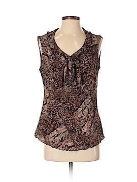 Fashion Bug Sleeveless Blouse Size S