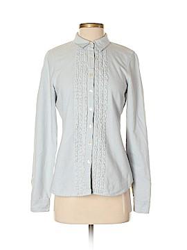 An Original Penguin by Munsingwear Long Sleeve Button-Down Shirt Size S