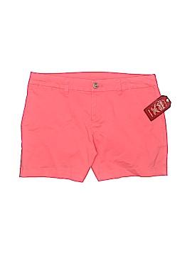 Faded Glory Khaki Shorts Size 10