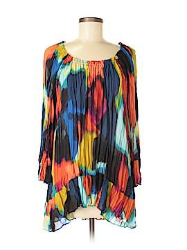 Melissa Paige 3/4 Sleeve Blouse Size L