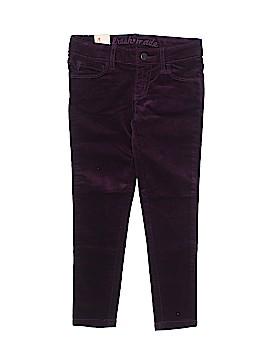 Joe Fresh Velour Pants Size 4