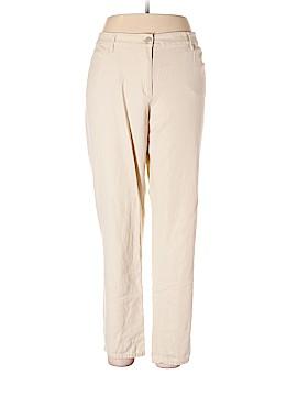 Ann Taylor LOFT Linen Pants Size 16 (Tall)