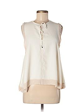 Zara Sleeveless Blouse Size M
