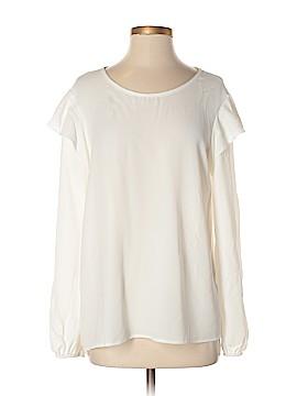 Mikarose Long Sleeve Blouse Size M