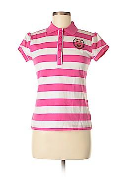 Fila Sport Short Sleeve Polo Size M