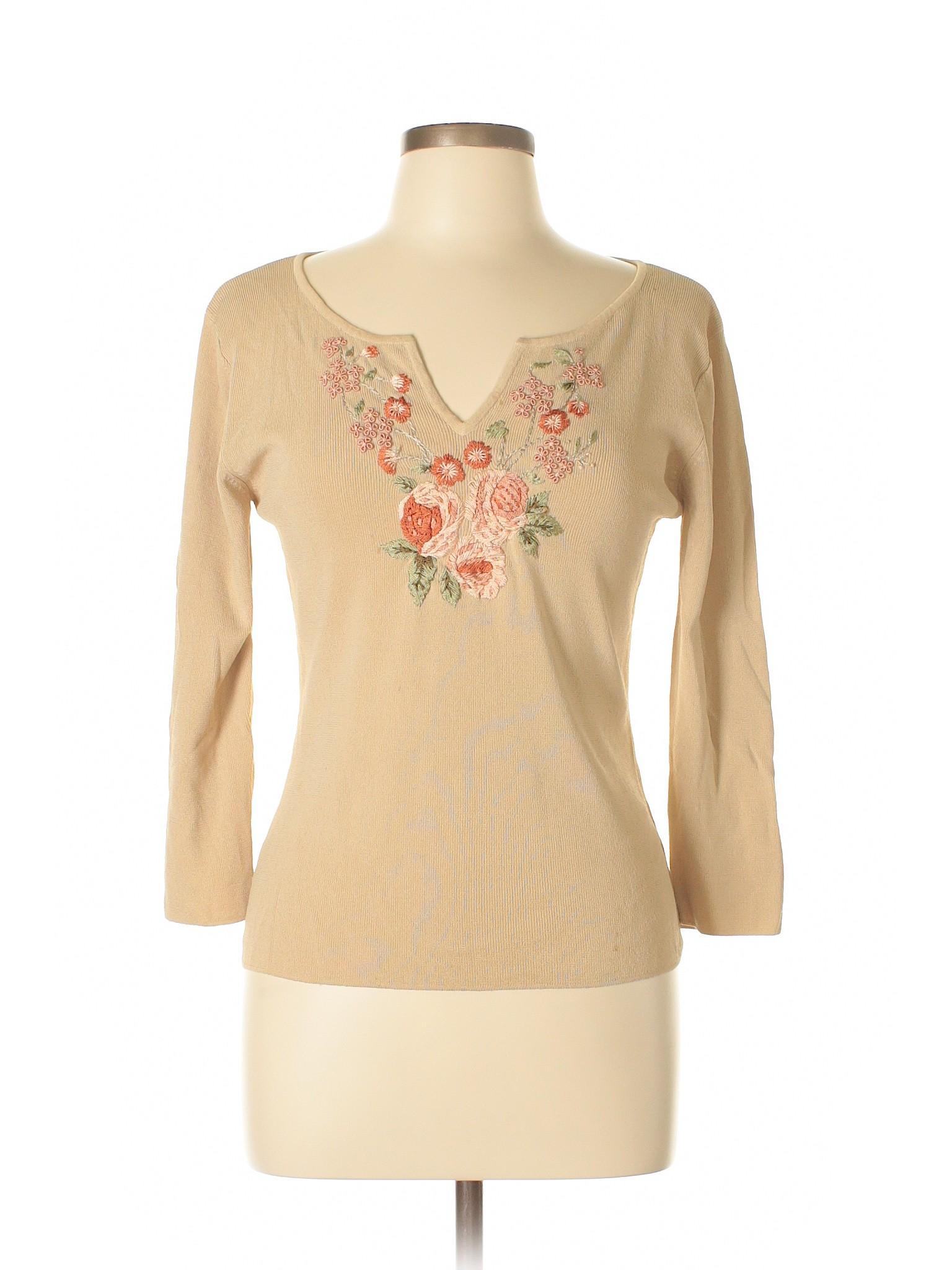 winter Boutique Sweater Nicole Michelle Pullover 6BdwBX