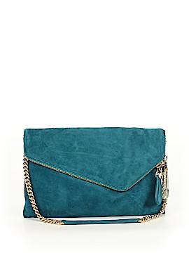 Henri Bendel Leather Shoulder Bag One Size