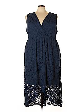 Torrid Cocktail Dress Size 4 (Plus)