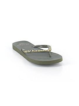 Roxy Flip Flops Size 8/9