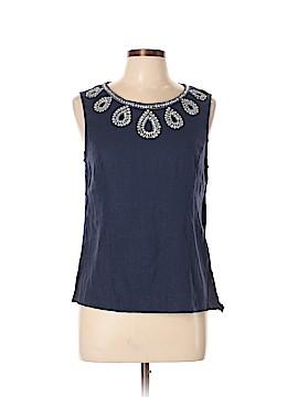 Valerie Bertinelli Sleeveless Blouse Size XL