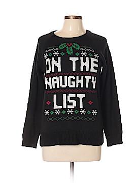 L.O.L Vintage Pullover Sweater Size L