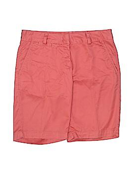 Garnet Hill Khaki Shorts Size 6