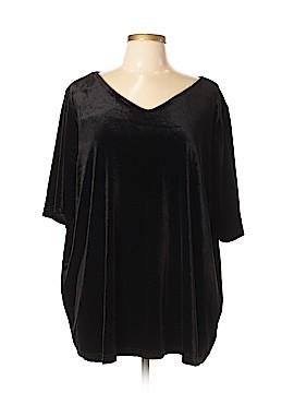 JunaRose Short Sleeve Top Size XL (Plus)
