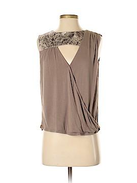 Ariella Sleeveless Top Size S