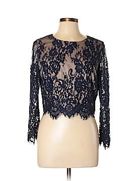 Eliza J Long Sleeve Blouse Size 12