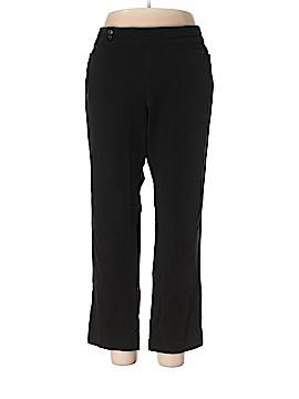 Chaps Casual Pants Size 18w (Plus)