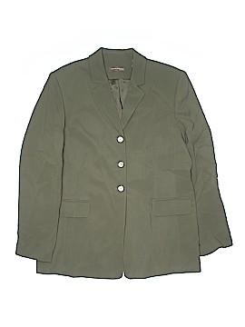 Valerie Stevens Silk Blazer Size 16