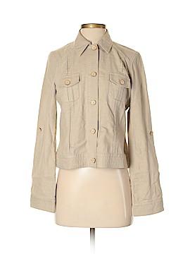 Sigrid Olsen Denim Jacket Size 2