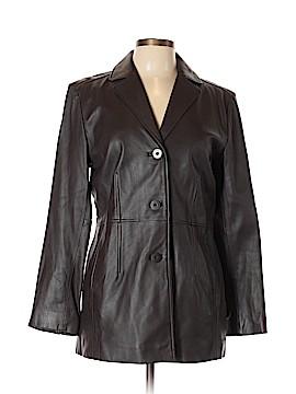 Worthington Leather Jacket Size M