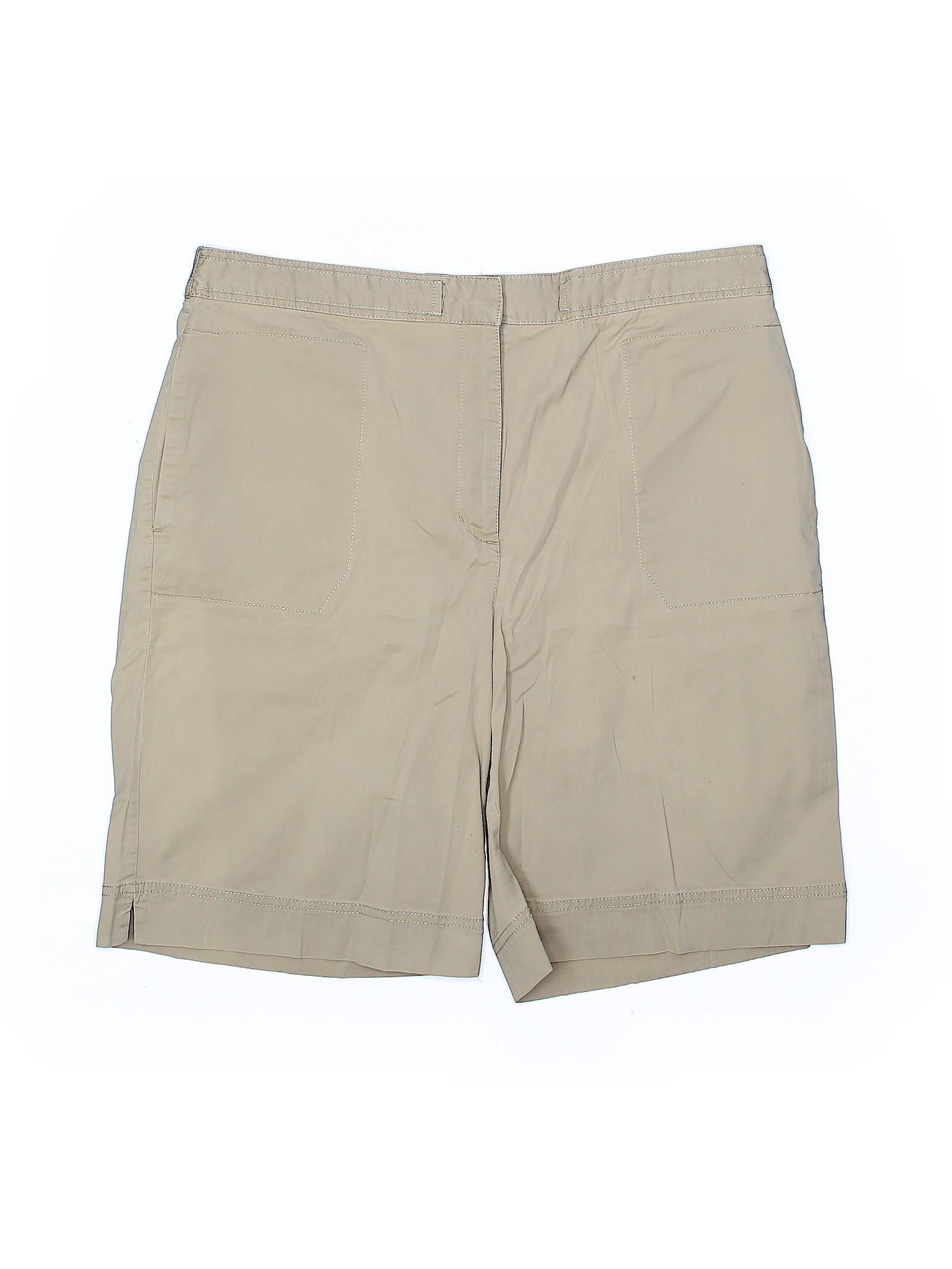 Boutique Shorts Boutique Karen Scott Karen Khaki Khaki Boutique Shorts Scott pzqWX